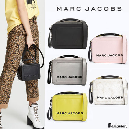 MARC JACOBS ショルダーバッグ・ポシェット MARC JACOBS * The Mini Box Bag 20