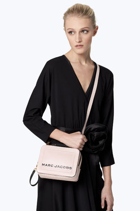 MARC JACOBS ショルダーバッグ・ポシェット MARC JACOBS * The Mini Box Bag 20(16)