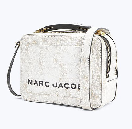 MARC JACOBS ショルダーバッグ・ポシェット MARC JACOBS * The Mini Box Bag 20(17)
