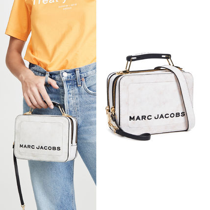 MARC JACOBS ショルダーバッグ・ポシェット MARC JACOBS * The Mini Box Bag 20(18)