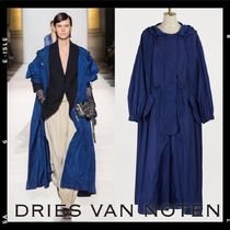 SALE【Dries Van Noten】ミリタリーコート Runway