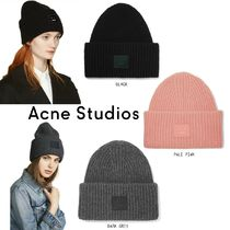 ∞∞ Acne Studios ∞∞ Pansyニットキャップ☆