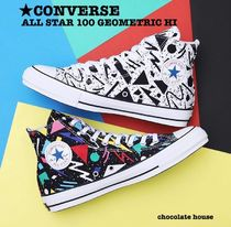 【CONVERSE】ALL STAR 100 GEOMETRIC HIジオメトリック