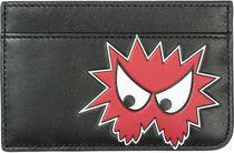 MCQ▲Mens credit card ケース 財布 rave monster