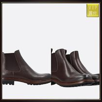 【CHURCH'S】Genie leather chelsea boots