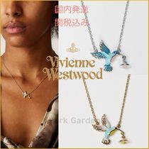 19SS新作★vivienne westwood★HUMMINGBIRD小鳥ネックレス