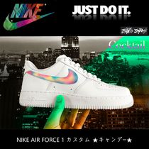 「NIKE AIR FORCE 1」M'S★HANDMADE CUSTOM COCKTAIL CANDY★