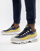 Nike Air Max 95 Essential Trainers In In White 749766-107