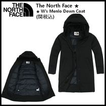 イベント/関税込★THE NORTH FACE★ W'S MENLO DOWN COAT BLACK
