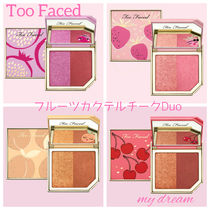 Too Faced♪Fruit Cocktail Blush Duo 全4色