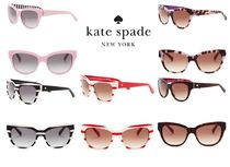 kate spade new york aisha 54mm cat eye sunglasses サングラス