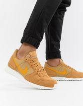 Nike Air Vortex Leather Trainers In Gold 918206-700