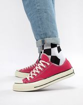 Converse Chuck Taylor All Star '70 Ox Trainers In Pink