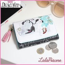 Disaster Designs(デザスターデザイン) 財布・小物その他 新作*Disaster Designs*'I Love Cats' ウォレット★