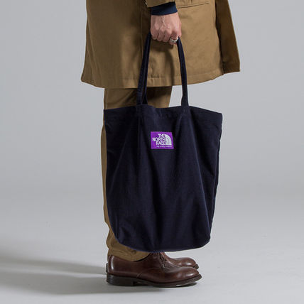 1cf89dd1d [THE NORTH FACE] 18FW PURPLE LABEL CURDUROY TOTE BAG 4COLOR