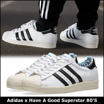 Adidas x Have A Good Time Superstar 80'S アディダス G54786