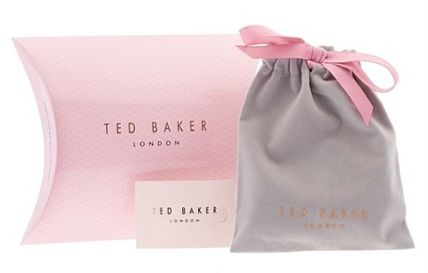 TED BAKER ピアス ギフトに★TED BAKER★ハートが可愛いピアス♡ケース付(5)