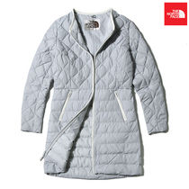 【THE NORTH FACE】W'S STOVEL T-BALL COAT NC3NJ80K LIGHT GRAY