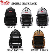 【DAYLIFE】男女共用★SIGNAL BACKPACK