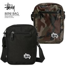 [国内即発] STUSSY GRAFFITI MESSENGER BAG 即納