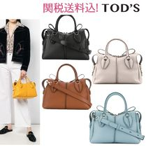 TOD'S(トッズ) トートバッグ 19SS 関税送料込 TOD'S D-Styling スモール 2way ハンドバッグ