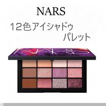 NARS☆日本未入荷☆IGNITED eyeshadow palette☆12カラー