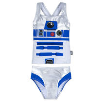 R2-D2 Two-Piece Swimsuit for Girls
