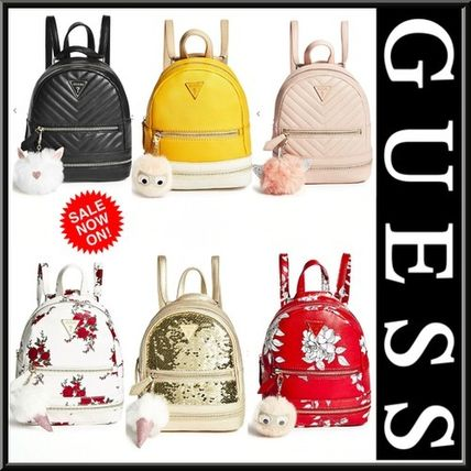 【Guess】New!!2way バックパック 斜め掛け 選べる6カラー☆
