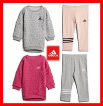 ☆韓国の人気☆【ADIDAS】KIDS ☆Infant Dress SET☆2色☆