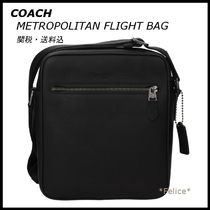 *COACH*METROPOLITAN FLIGHT BAG  関税/送料込