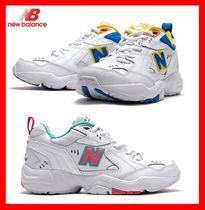 韓国の人気☆【New Balance】☆UGLY SHOES☆2色☆PINK☆BLUE☆