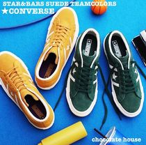 限定【CONVERSE】ONE STAR STAR&BARS SUEDE TEAMCOLORS