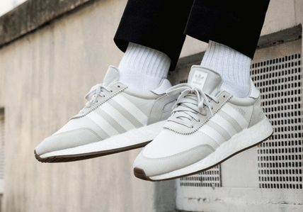"【関税・送料無料】adidas I-5923 BOOST ""Light Grey/Gum"""