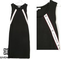 19ss▼GIVENCHY▼ロゴジャージワンピ/14y(大人S相当)【関税込】