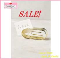 最終SALE!店舗完売*ラス1即納【Anthro】ClipNote Desk Organizer