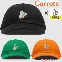 Carrots By Anwar Carrots(キャロッツ) キャップ 話題沸騰中!!【#FR2 x Carrots】 ウサギ ロゴ キャップ