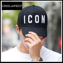 (ディースクエアード) DSQUARED2 ICON BASEBALL CAP BCM4001