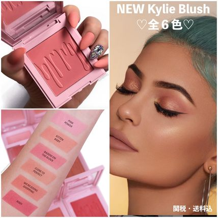 【New】Kylie cosmetics♡チーク全6カラー