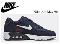 ☆大人気☆大人OK! Nike Air Max 90  Navy×Red