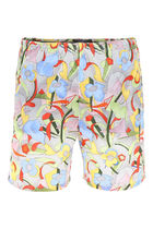 PRADA Printed Swim Shorts