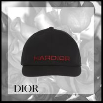 *DIOR *SALE*BASEBALL CAP WITH DECORATIVE LETTERING*国内発送*