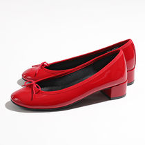repetto V080VLUX Lou ballerinas パテントパンプス 550/FLAMME
