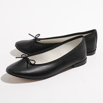 repetto V374C Cendrillon H AD フラットパンプス 410/NOIR