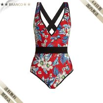 半額SALE▲Floral swimsuit