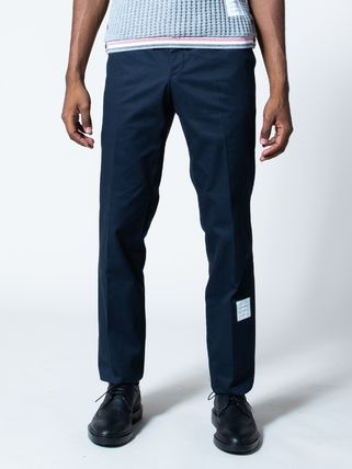 THOM BROWNE パンツ 【THOM BROWNE】☆大人気☆ Cotton Unconstructed Chino Trouser(4)