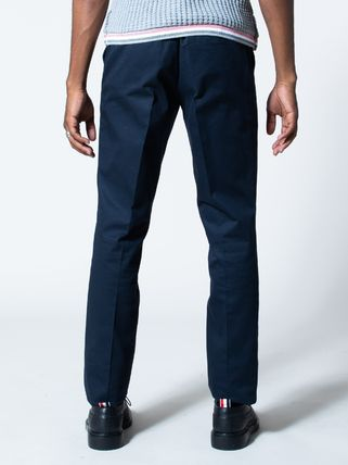 THOM BROWNE パンツ 【THOM BROWNE】☆大人気☆ Cotton Unconstructed Chino Trouser(5)