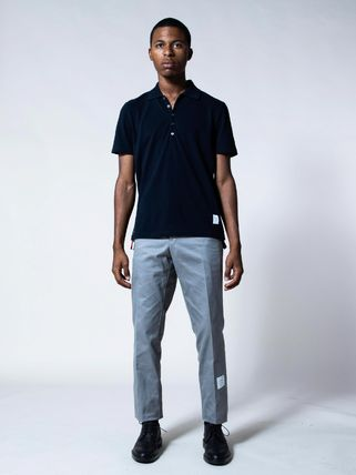 THOM BROWNE パンツ 【THOM BROWNE】☆大人気☆ Cotton Unconstructed Chino Trouser(7)