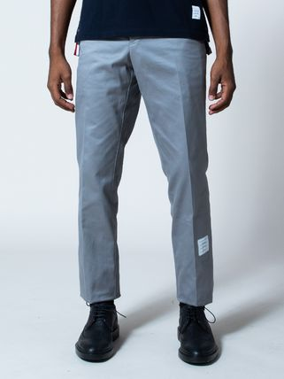 THOM BROWNE パンツ 【THOM BROWNE】☆大人気☆ Cotton Unconstructed Chino Trouser(8)