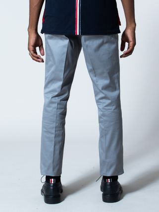 THOM BROWNE パンツ 【THOM BROWNE】☆大人気☆ Cotton Unconstructed Chino Trouser(9)