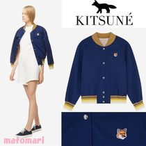 完売必須!!【MAISON KITSUNE】FOX HEAD PLAIN TEDDY ジャケット
